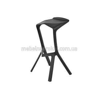 Барные стулья VOLT Черные