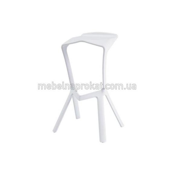 Барные стулья VOLT Белые