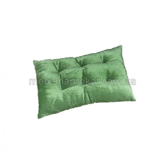 Подушка для  ножниц зеленая