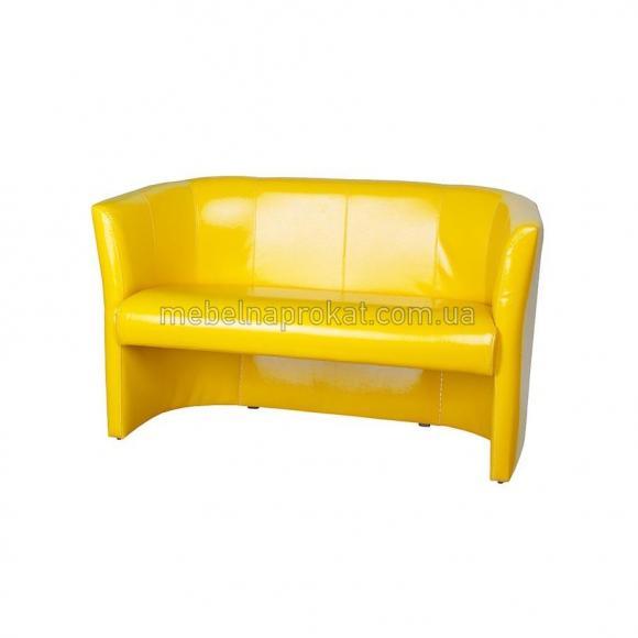 Диван Лиза желты
