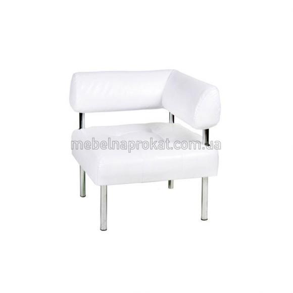 Секционный диван Офис белый