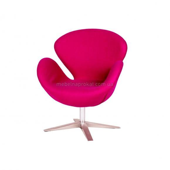 Дизайнерские кресла SV розовые аренда в Киеве