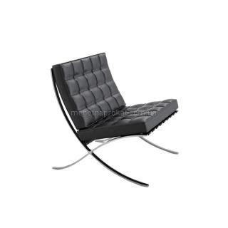 Кресла Барселона черные