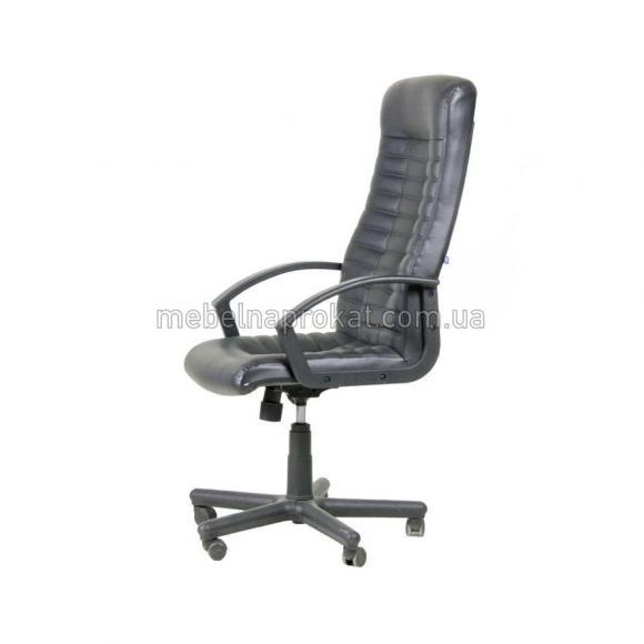 Черные кресла для руководителя