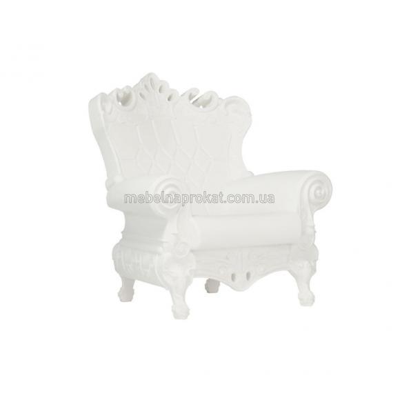 Кресла SLIDE белые