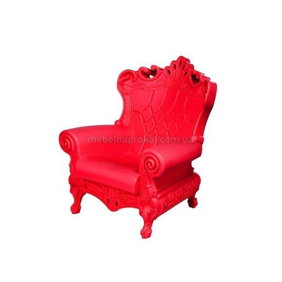 Кресла SLIDE красное