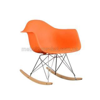 Кресло-качалка Tower оранжевое