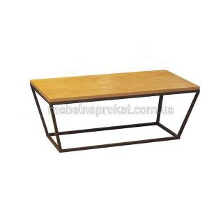 Журнальный столик Loft прямоугольный