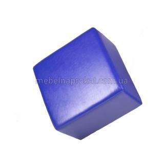 Пуфы 60х60 см синие