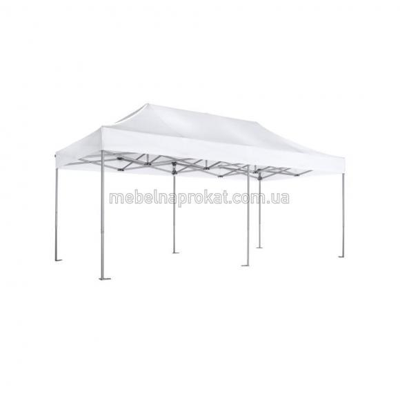 Белый шатер 6х3 м