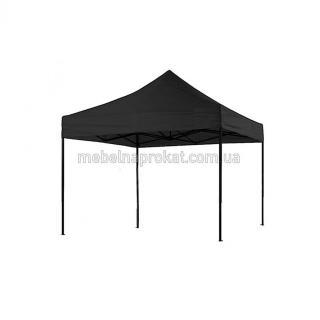 Черный шатер 3х3 м