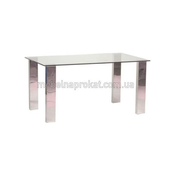 Стеклянный стол LEN