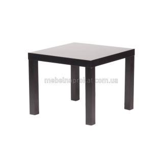 Кофейный столик икеа черный