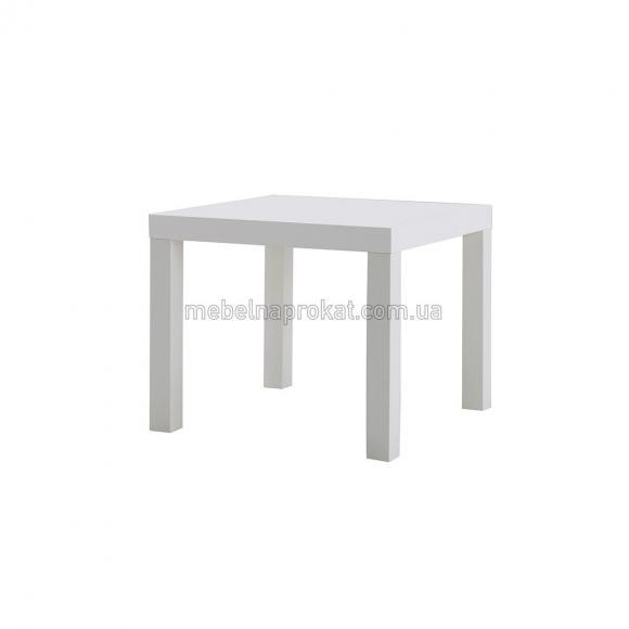 Кофейный столик икеа белый